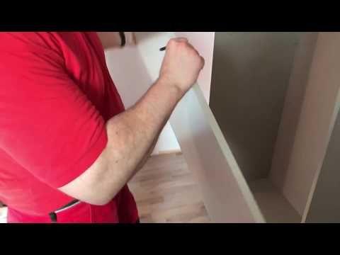 Schrank Schiebeturen Kleiderschrank Aufbauen Rauch Schwebeturenschrank 2 Turig Montage Anleitung Youtube Schwebeturenschrank Kleiderschrank Schrank
