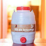 B Maker - kit de brassage bière - Recette Pale Ale - Brasser facilement votre propre bière maison dans votre cuisine