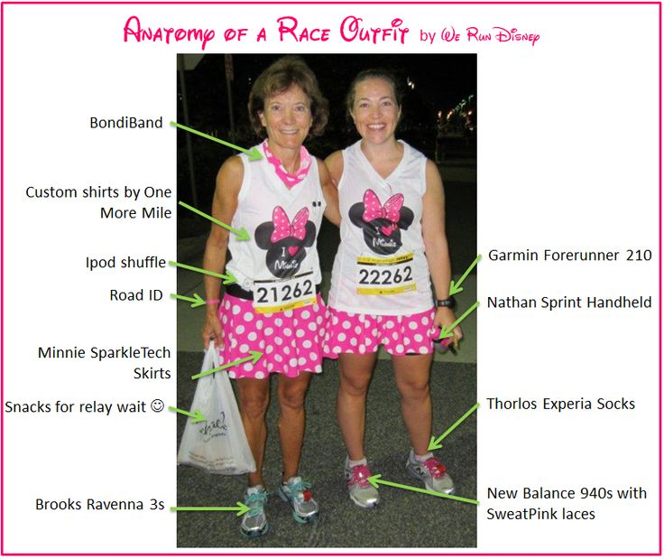 The key elements of a race outfit and specifically a Sparkle Skirt