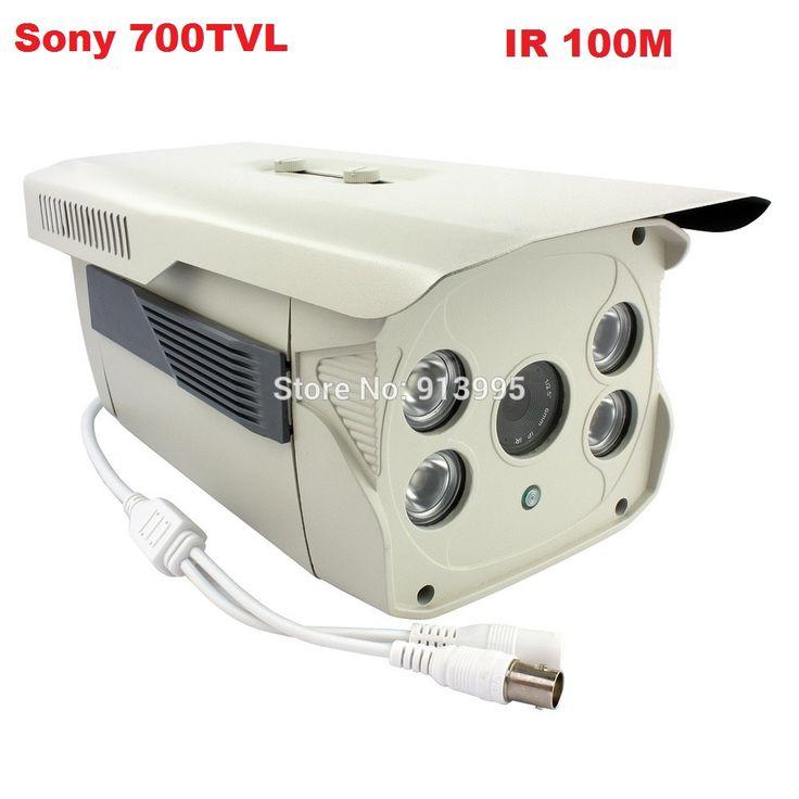 $25.33 (Buy here: https://alitems.com/g/1e8d114494ebda23ff8b16525dc3e8/?i=5&ulp=https%3A%2F%2Fwww.aliexpress.com%2Fitem%2FOutdoor-sony-CCD-effio-e-700TVL-waterproof-ir-bullet-long-distance-ir-100m-OSD-menu-cctv%2F32523621920.html ) Outdoor sony CCD effio-e 700TVL waterproof ir bullet long distance ir 100m OSD menu cctv surveillance camera without bracket for just $25.33