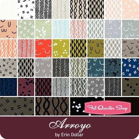 Arroyo Yardage Erin Dollar for Robert Kaufman Fabrics | Fat Quarter Shop