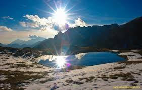 Risultati immagini per foto tramonti montagna