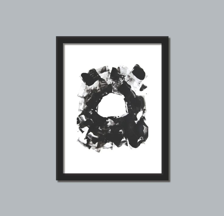 black and white art print 6 black and white 3 modern art print abstract picture poster wall decor contemporary this print would be beautiful to add to your home or business and brings a modern esthetic www.etsy.com/shop/loonhouse