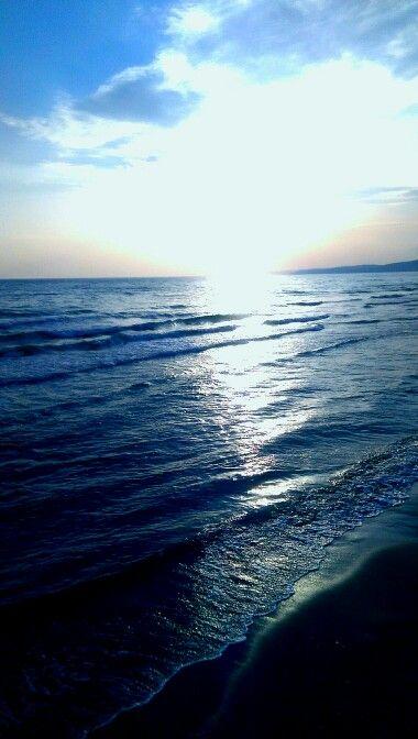 That beautiful sea
