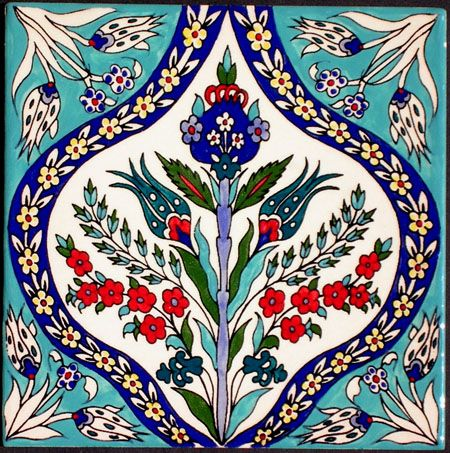 Armenian Tiles from Jerusalem  http://www.sandrouni.com