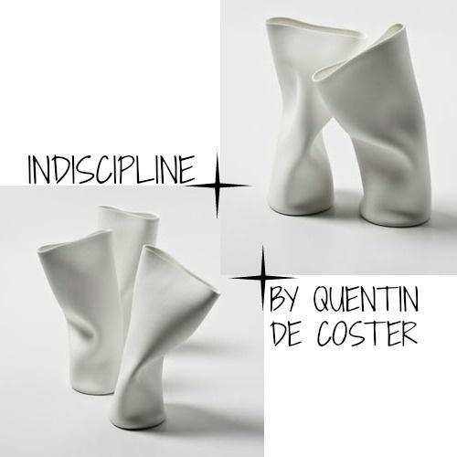 vasi Indiscipline by Quentin de Coster