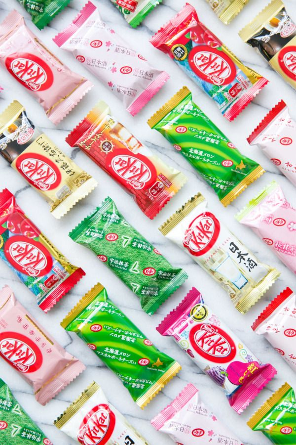 All the Weird & Wacky Kit Kat Flavors of Japan (and where to find them)