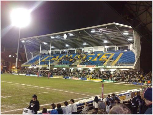 Watch Leeds Rhinos at Headingley Carnegie Stadium. YES!