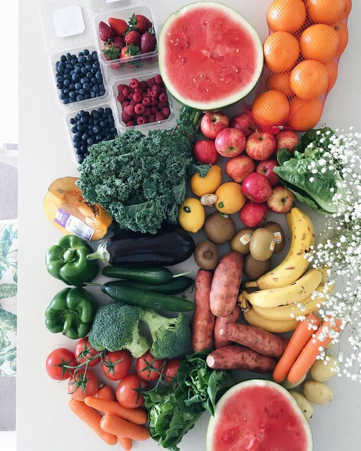 Eating a diet rich in vegetables and fruits as part of an overall healthy diet provides many health benefits