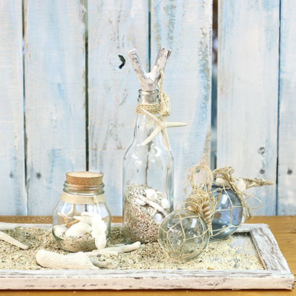 Glass Floats【マリンAA】うきだま/浮き玉/L【アジアン/リゾート/ディスプレー/インテリア/雑貨/夏/マリン/ギフト/ヒトデ】【プレゼント/レディース】【メール便不可】【RCP】