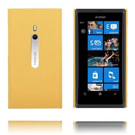 Supreme (Gul) Nokia Lumia 800 Cover