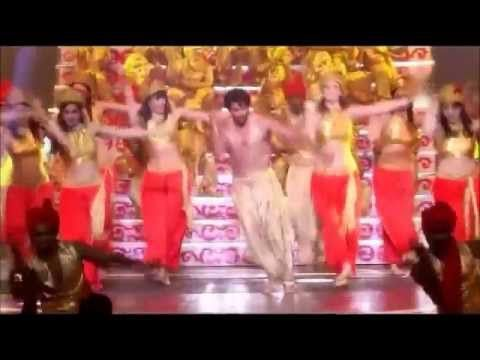 Hrithik Roshan Performance 58th Filmfare Awards 2013
