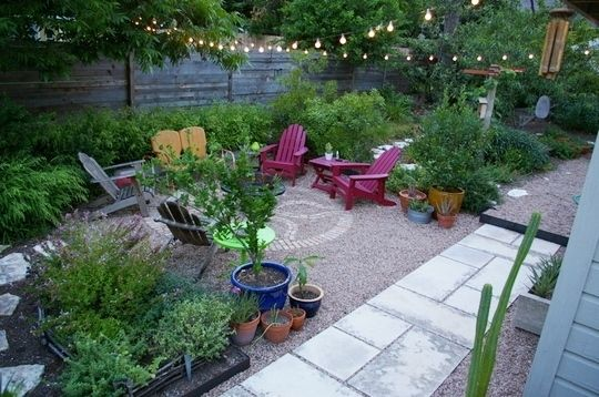 Backyard Sanctuaries: Southwest Outdoor Spaces Roundup | Apartment Therapy