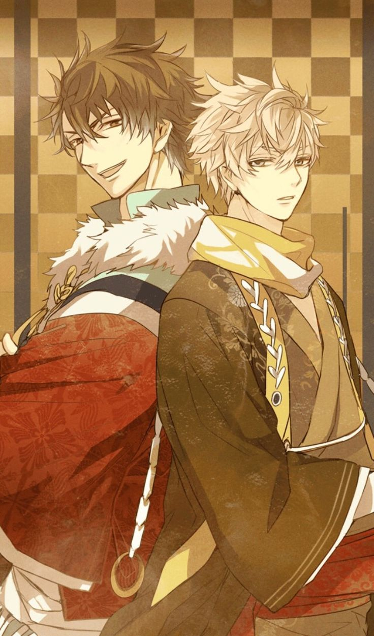 Hideyoshi and Ieyasu - Ikémen Sengoku