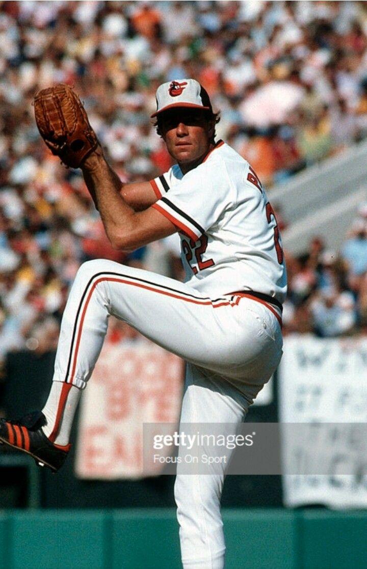 Jim Palmer Baltimore Orioles American League Jim Palmer