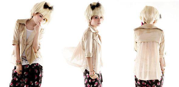3000 идей переделки одежды из старой в стильную. Изображение № 29.