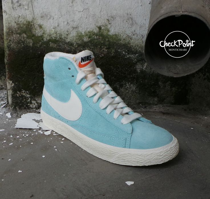 NEW COLLECTION SPRING 2014  Scarpa NIKE BLAZER