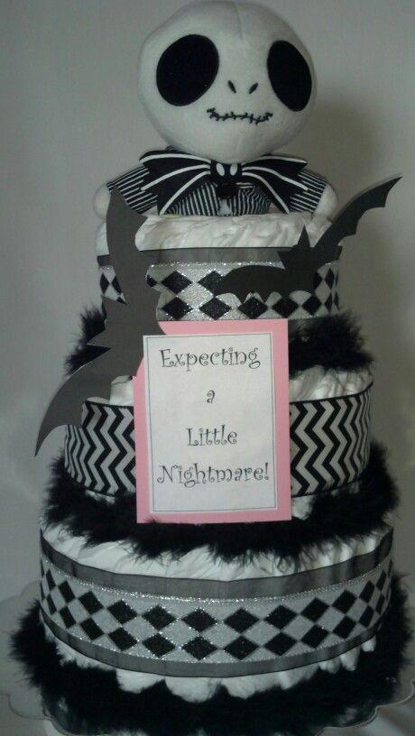 babies cake baby nightmare before christmas shower cakes baby shower