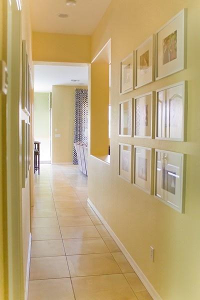 Best 25 Yellow Hallway Ideas On Pinterest Yellow