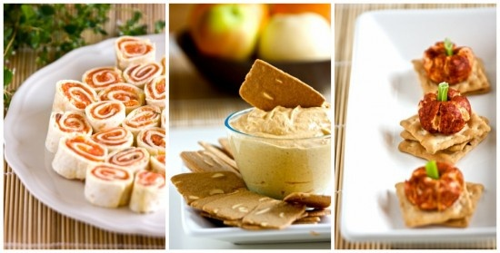 Great Thanksgiving No Bake recipes.  Easy enough for even me :)