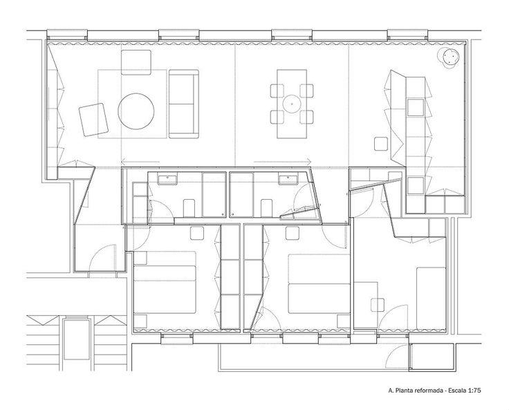 Apartment Refurbishment in Pamplona / Iñigo Beguiristain