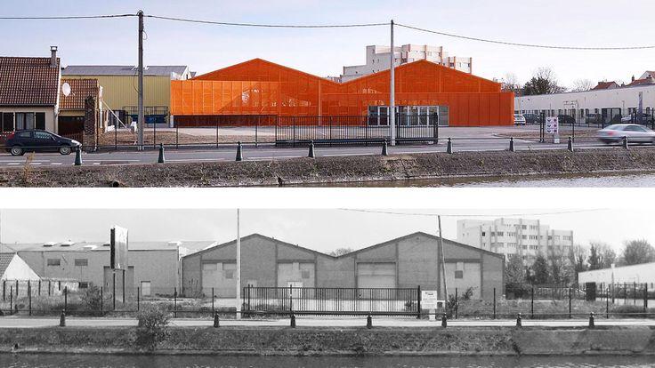 bang architecte skatepark - Recherche Google