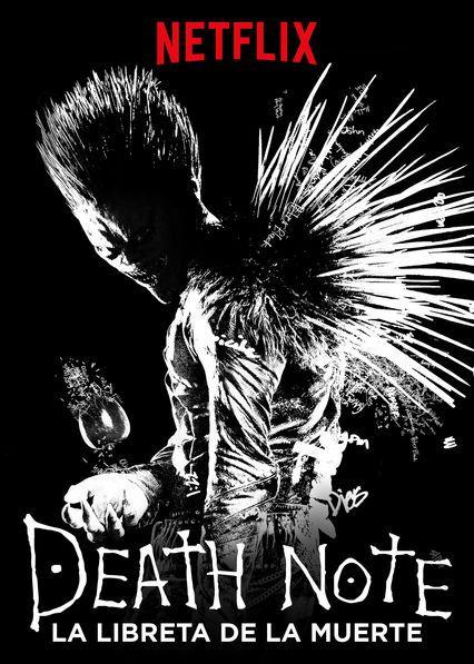 """No te pierdas """"Death Note"""" en Netflix"""
