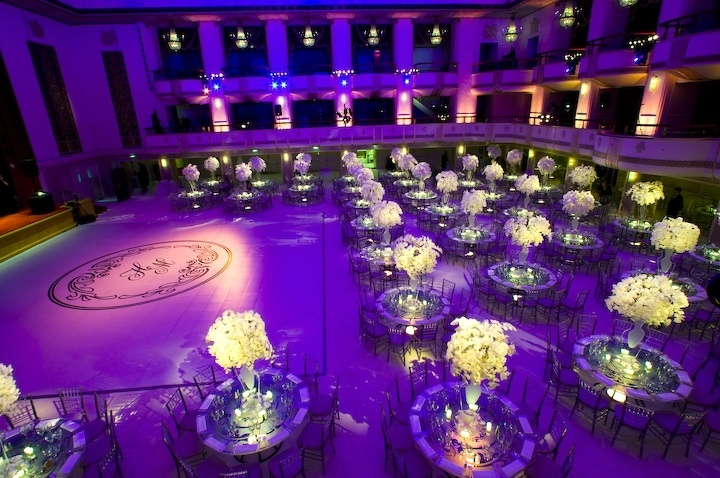 Waldorf Astoria New York Ballroom Wedding Corporate