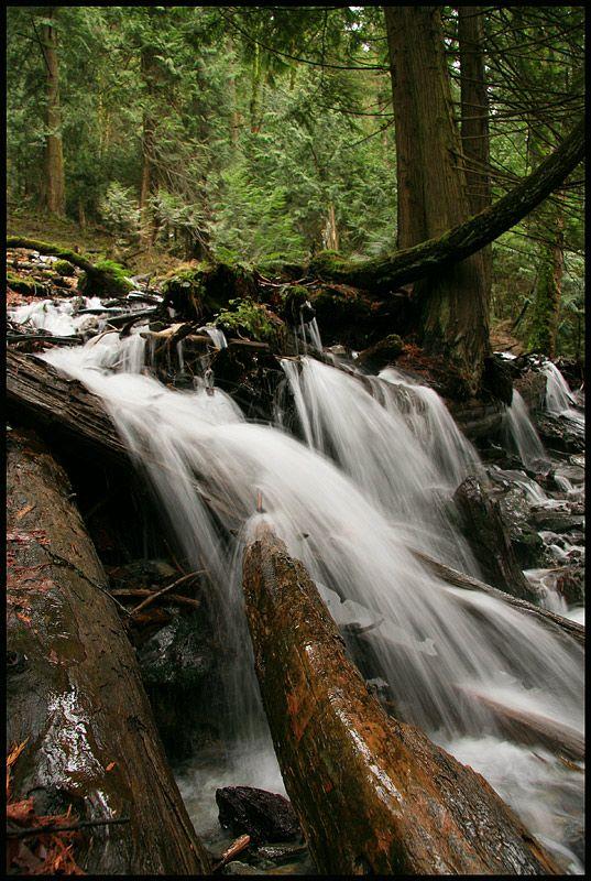 Bridal Falls, Chilliwack, British Columbia