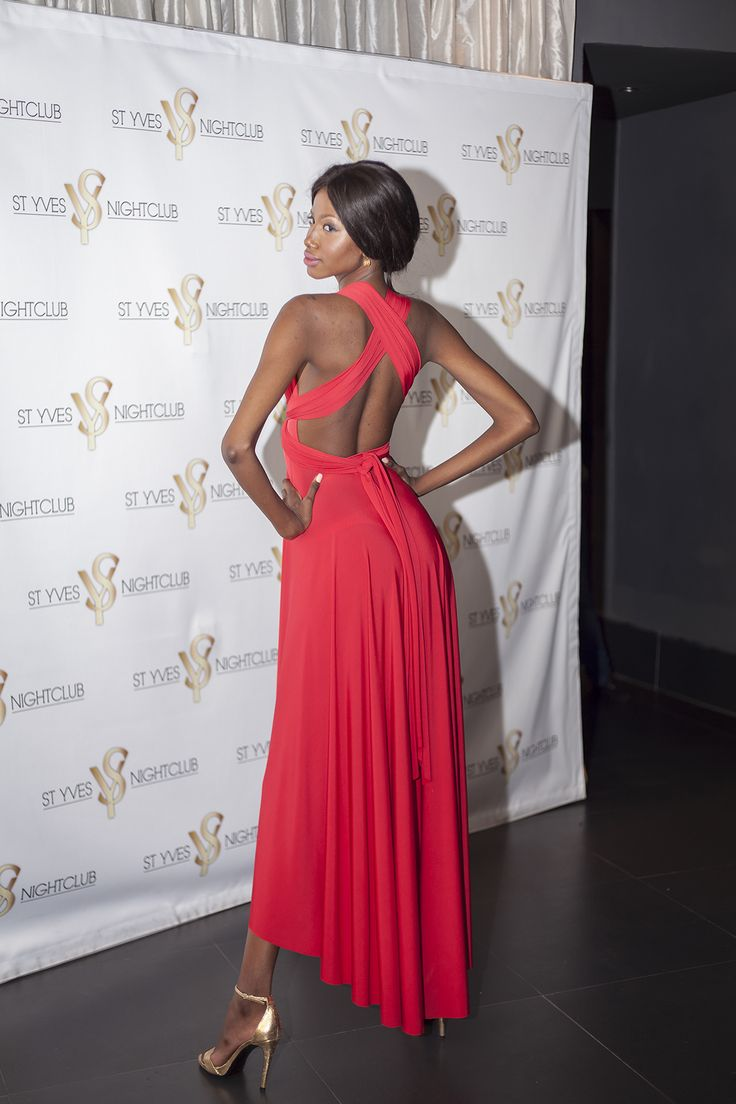 Sexy Passion red Infinity Dress South Africa. To die for!!!! Cascade cut for the extra sexy look. Only R799 on special now : www.infinity-shop.co.za