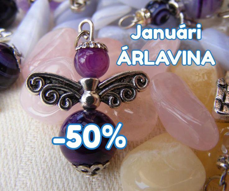 Megrendelésnél írd a kuponkódba: ÁRLAVINA Most 50%-os kedvezménnyel vásárolhatod meg angyali termékeinket a készlet erejéig!