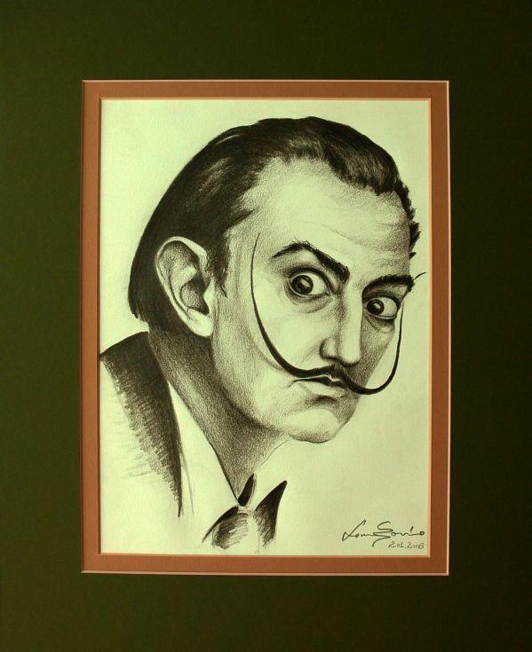 ARTFINDER: Salvador Dalí by Laura Şoneriu - ....