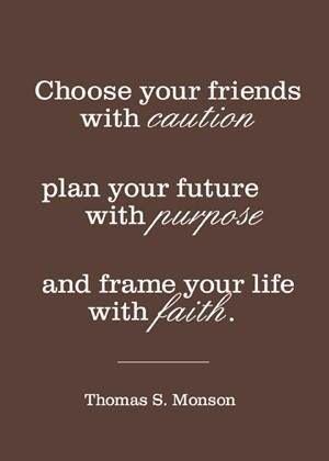 Frame your life with faith.