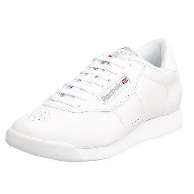 Reebok women princess aerobik shoe. I don't know why this shoe is getting good review. But it looks good to me