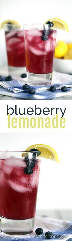 My Blueberry Lemonade requires just four ingredients and 15 minutes to prepare, and that's if you count water as an ingredient.  The signature drink of summer gets an upgrade thanks to my delicious shortcut!