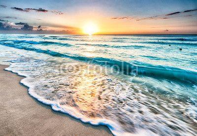 Fototapety na wymiar galeria: Plaża