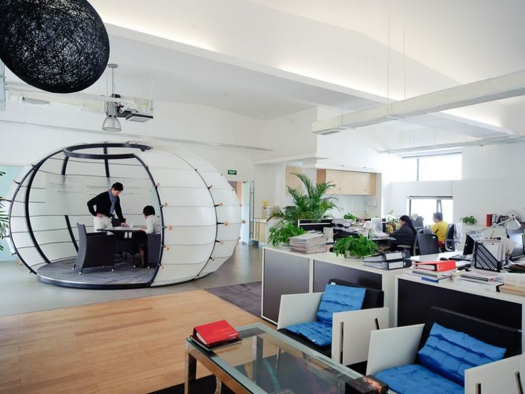 17 best images about creative meeting rooms on pinterest for Creative bedrooms in small spaces