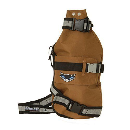 inFAMOUS 2 Cole MacGrath Sling Pack >>> Want to know more, click on the image.