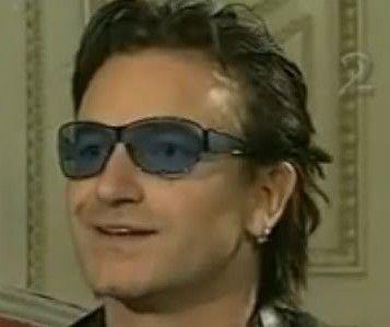 U2 BONO sunglasses Romeo Gigli Elevation era NEW sonnenbrille lunettes