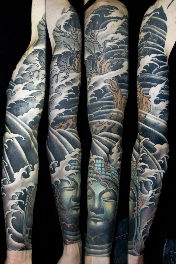 Japanese calf tattoos by durb - Slave To The Needle Is An Award Winning Tattoo Shop With Two Seattle Locations