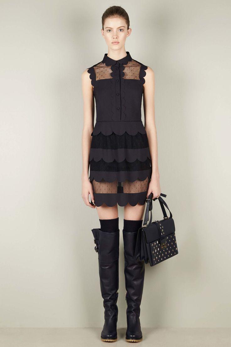 82 best REDValentino Valentino images on Pinterest   Fashion show ... 1b2893c953