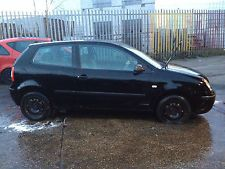 VW POLO 2002 BREAKING FOR SPARES