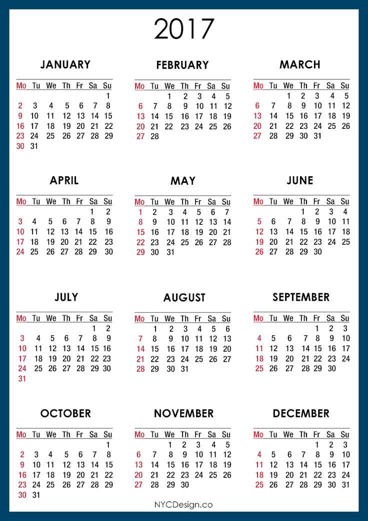 Best Calendar For  Images On   Calendar Calendar