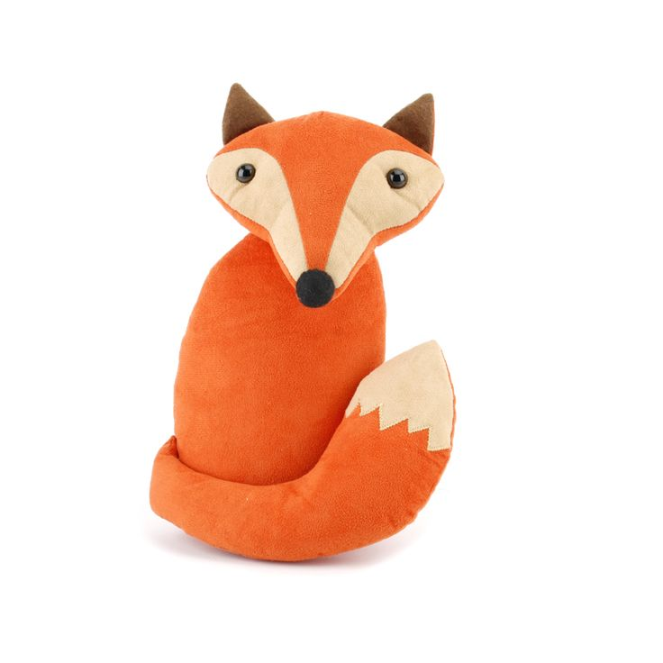 Mr Fox Weighted Door Stop  sc 1 st  Pinterest & 14 best Fox images on Pinterest | Foxes Fox and Cushions