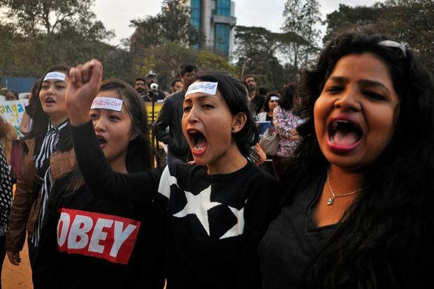 Gender-based crimes against girls and women will increase in this neo-liberal society of ours. Photo: Reuters
