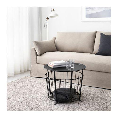 GUALÖV 収納テーブル  - IKEA