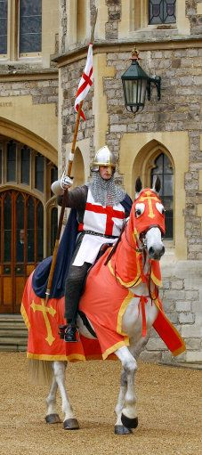 Happy St George's Day! 10 Fun Facts About England's Patron Saint