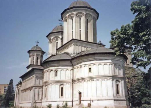 BU-F-01073-1-09290-1 Biserica Radu-Vodă, vedere exterioară, s. d. (sine dato) (niv.Document)