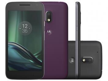 Motorola Moto G 4ª Geração Play DTV - R$ 701,91