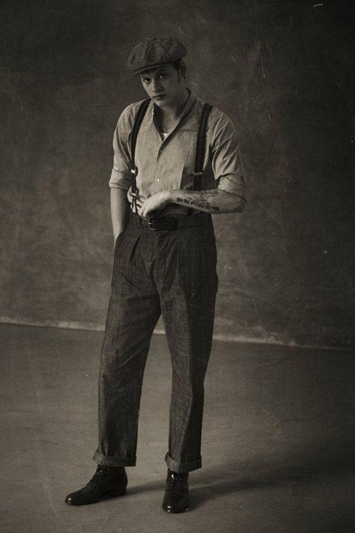 Resultado de imagen para 1940s fashion men   Vintage mens ...